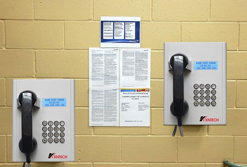 Inmate Telephone Application