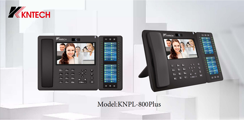 KNTECH design the voip telephone