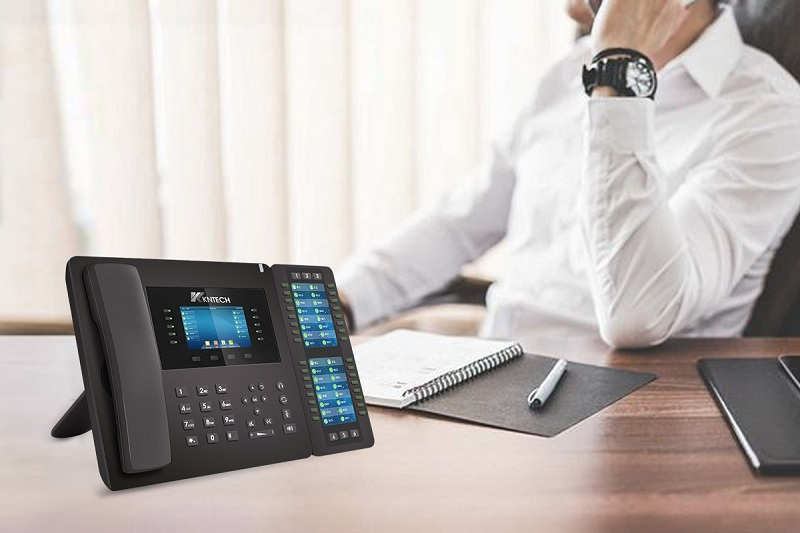 ip phone use in office