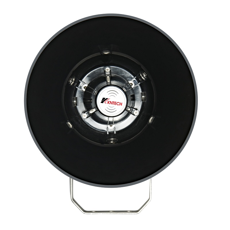 explosion proof loudspeaker top view