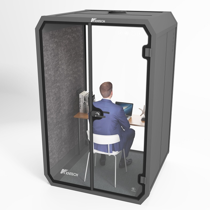 silent booth office